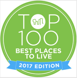 Franklin Named #15 in the Top 100 Best Places to Live (by Liveability)