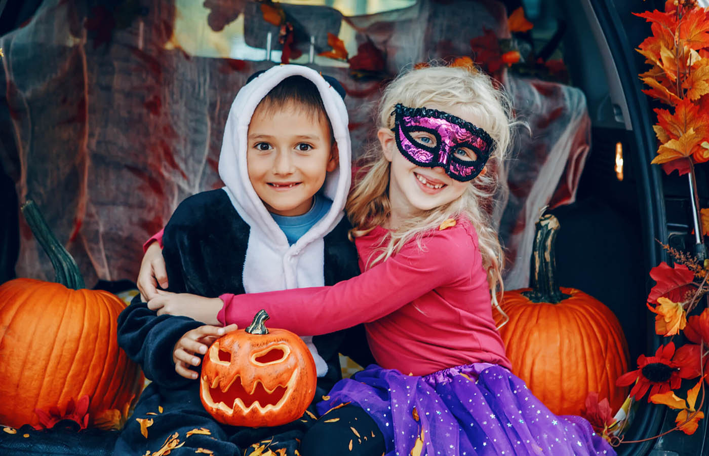 Trunk or Treats and Outdoor Halloween Events in Middle Tennessee