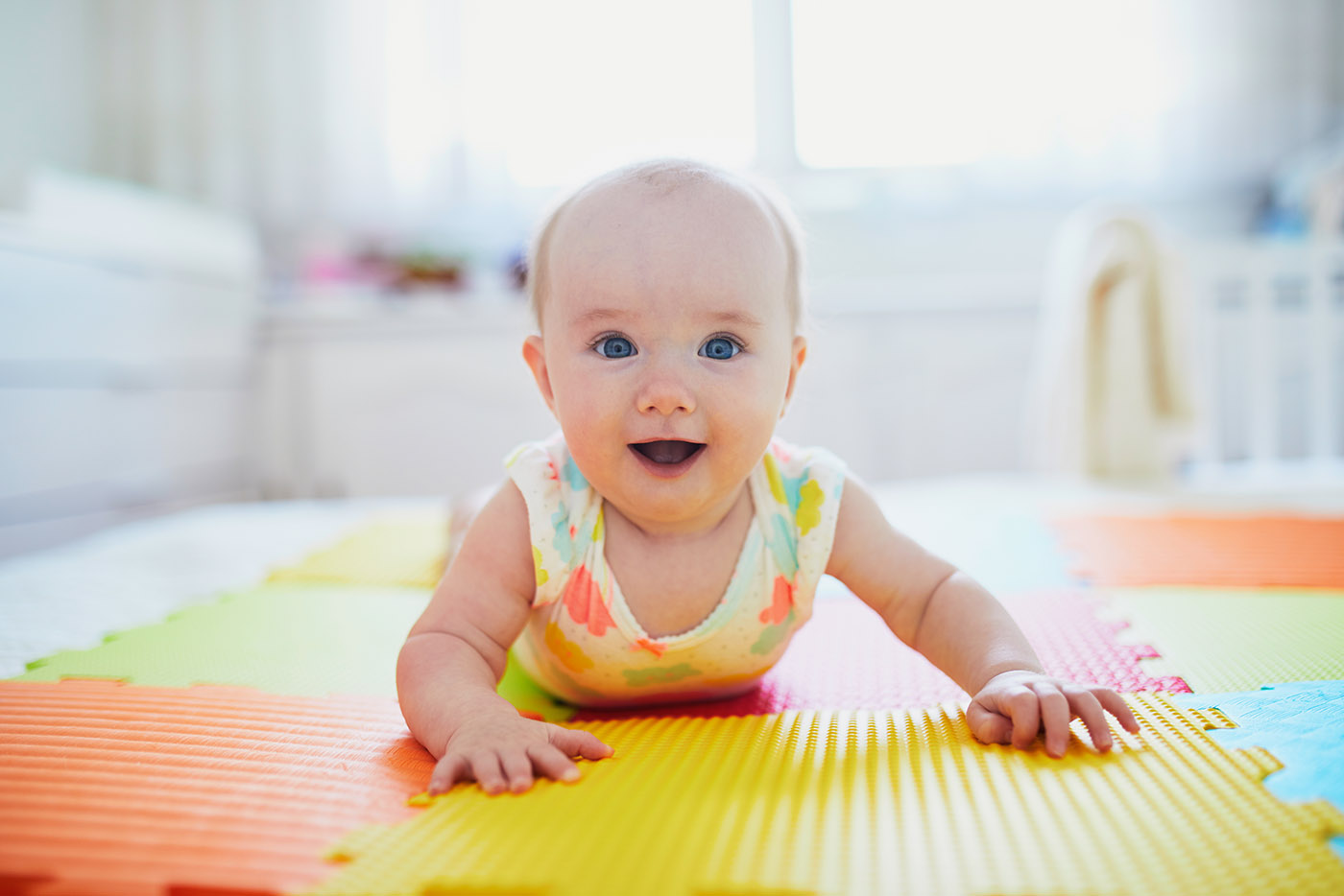 Get Past Tummy Time Resistance