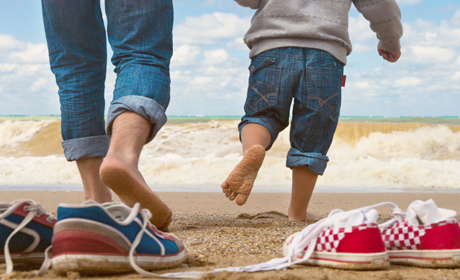 Make Vacations a Family Value Kids Learn