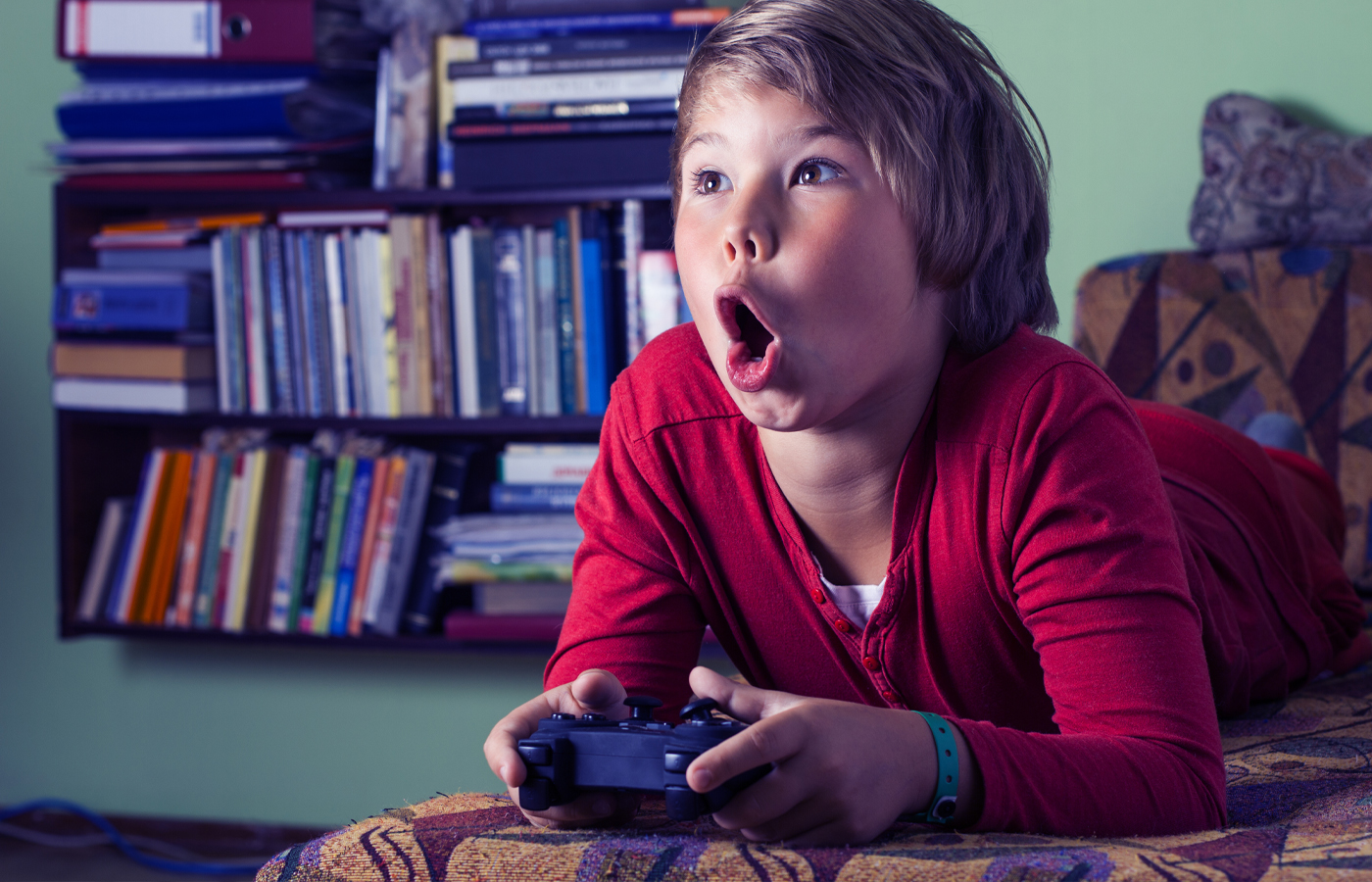 "Monitor Video Games! There's a Rise of ""Nintendoitis"""