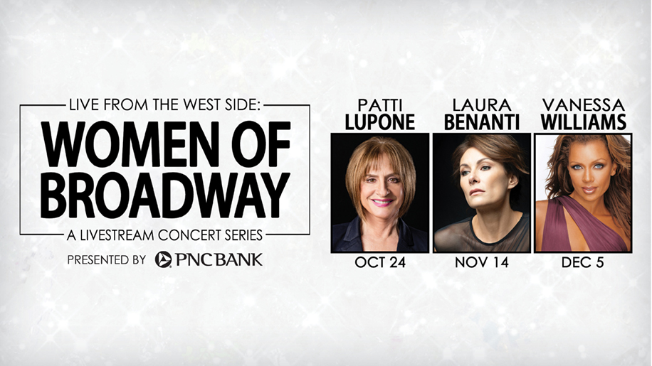 TPAC Virtual Concert Series 'Live From The West Side: Women of Broadway'